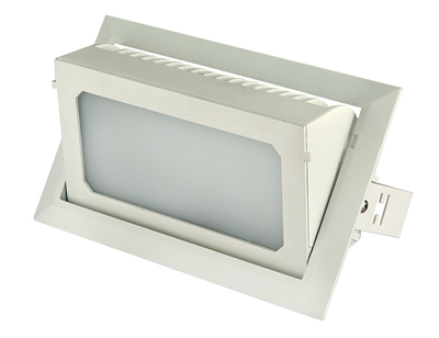 LED 38w Shop Fitting Rectangle